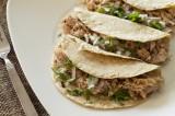 Tacos de carnitas horneadas